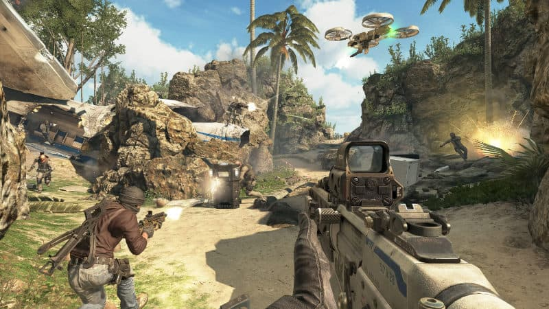 Most Popular Video Games - Call of Duty- Black Ops II
