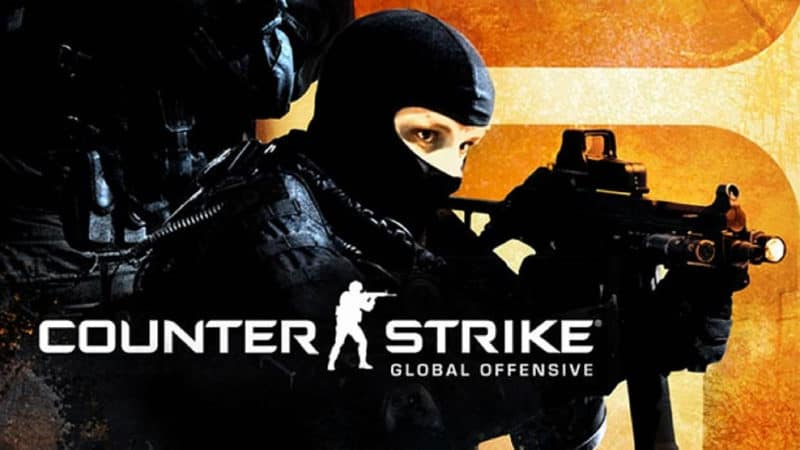 Most Popular Video Games - Counter-Strike- Global Offensive