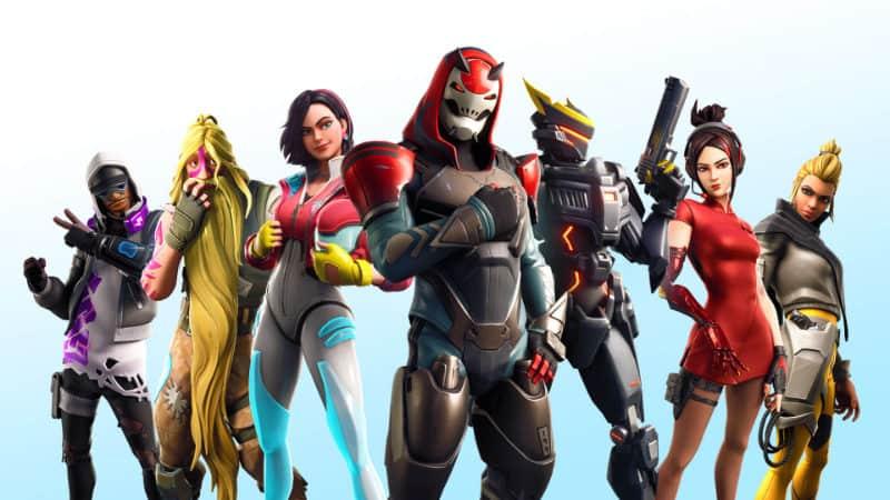 Most Popular Video Games - Fortnite