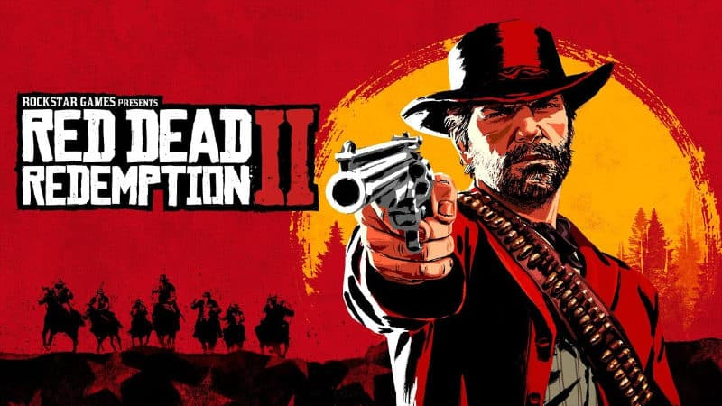 Most Popular Video Games - Red Dead Redemption II