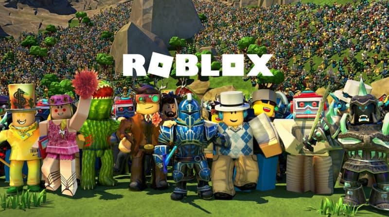 Most Popular Video Games - Roblox