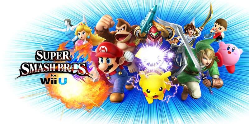 Most Popular Video Games - Super Smash Bros- For Wii U