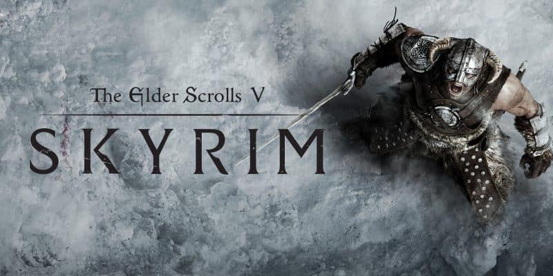 Most Popular Video Games - The Elder Scrolls V Skyrim